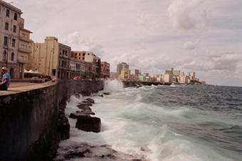 Cuba, tierra acogedora