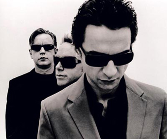 Depeche Mode llega a Buenos Aires