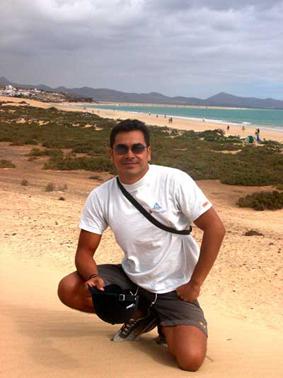 Fuerteventura, paraíso del Atlántico.